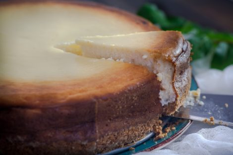 gâteau fromage blanc